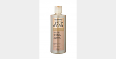 LIQUID BLONDE COLOUR INFUSION SHAMPOO